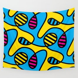 CMYBees Wall Tapestry