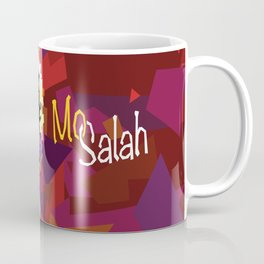 Mo Salah WPAP Coffee Mug