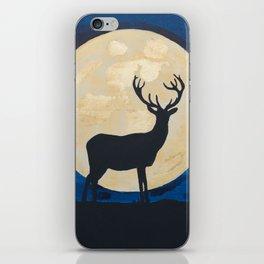Denis the Deer iPhone Skin