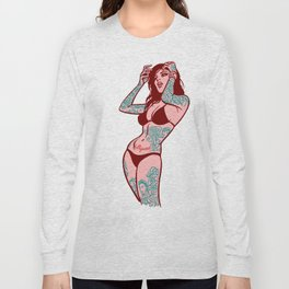 Kat Long Sleeve T-shirt