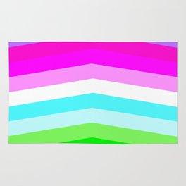 Pastel Rainbow Rug