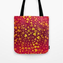 Hearts 2 Tote Bag