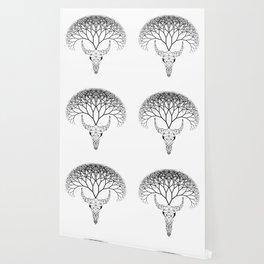 Bull Tree Wallpaper
