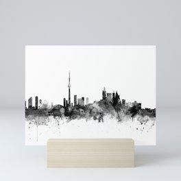 Toronto Canada Skyline Mini Art Print