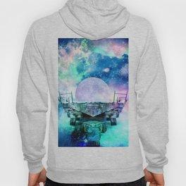 fantasy moon Hoody