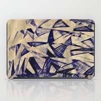 planes iPad Cases featuring Paper Planes by Fernando Vieira