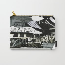 BLISSFUL BLACK 1 Carry-All Pouch