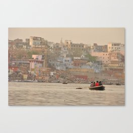 Dream Boat Canvas Print