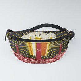 retro iconic Bieres Fanny Pack