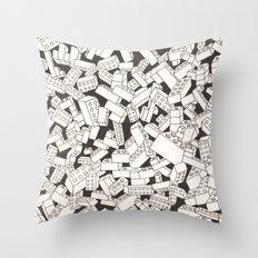 LEGO: Playwell.  Throw Pillow