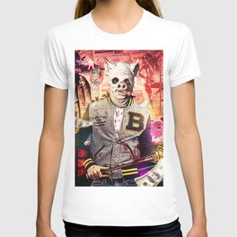 Night Out: Hotline Miami T-shirt