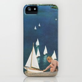 Harbor iPhone Case