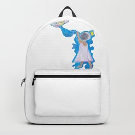 sky's not the limit Backpack