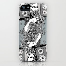 Double Stereo Moses iPhone Case
