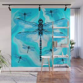 DRAGONFLY #1 Wall Mural