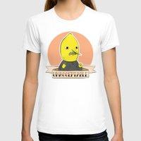 lemongrab T-shirts featuring earl of lemongrab by Tiffany Willis