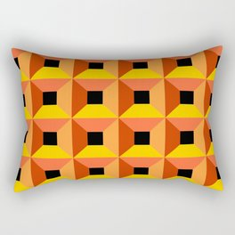 Geometric pattern Rectangular Pillow