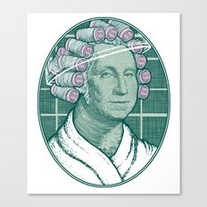Laundering Day Canvas Print
