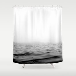Inner Peace Shower Curtain