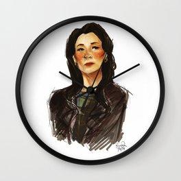 elementary: joan watson [4] Wall Clock