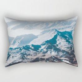 mountains #2 Rectangular Pillow