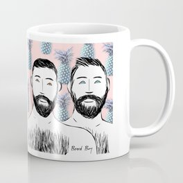Beard Boys: Manu & Dani Coffee Mug