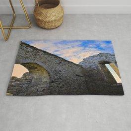 Corcomroe Abbey Arch Rug