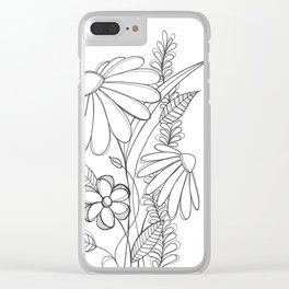 Margo Clear iPhone Case