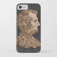 lincoln iPhone & iPod Cases featuring Lincoln by Jessica Roux