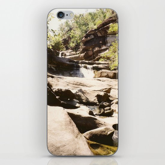 Ubon Ratchathani TH - Waterfalls I iPhone & iPod Skin
