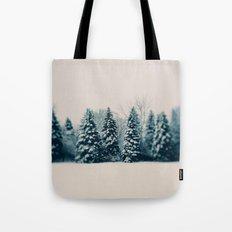 Winter & Woods Tote Bag