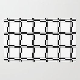 optical pattern 21 Rug