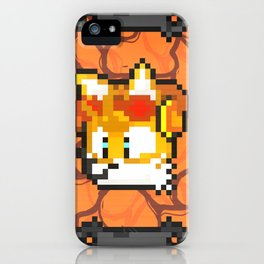 Tails Prower : Sonic Boom iPhone Case