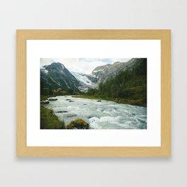 Norway IX Framed Art Print