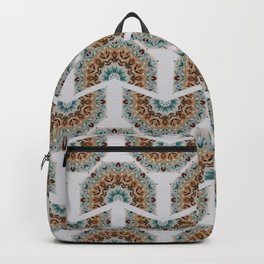 Floral Mandala pattern 1e Backpack