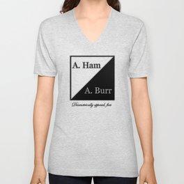 A. Ham / A. Burr Unisex V-Neck