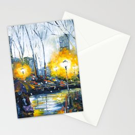 Solstice in the City, vol.1 Stationery Cards