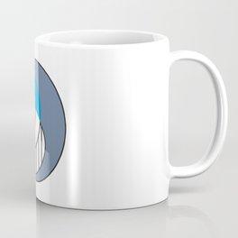 Eyeball Smirking Coffee Mug