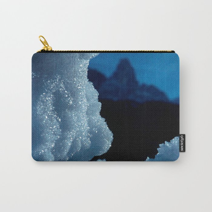 Snowed in #1 #art #society6 Carry-All Pouch