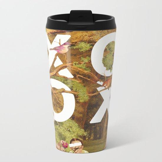 Oh, xoxo... Metal Travel Mug