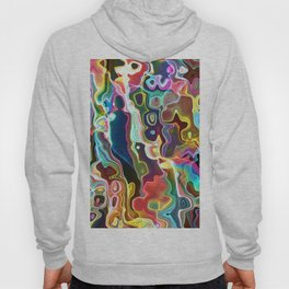 abstract background pattern texture Hoody