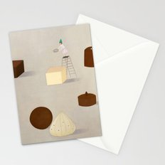 CHOCOLATE PHILOSOPHY Stationery Cards