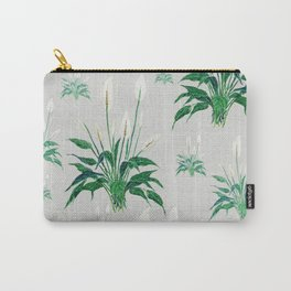 peace lily painting Carry-All Pouch