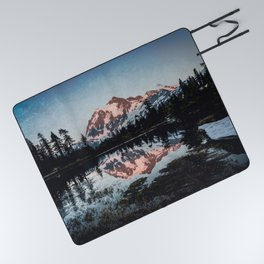 End of Days - Nature Photography Picnic Blanket