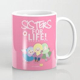 Sisters for Life Insya-Allah Coffee Mug