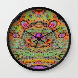 Krishna Wall Clock