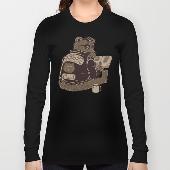 Introverts Club Long Sleeve T-shirt