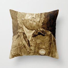 Gay Love It's the Real Thing! Throw Pillow