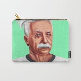 Hipstory -  Albert Einstein Carry-All Pouch