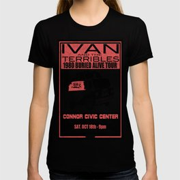 Ivan And The Terribles T-shirt